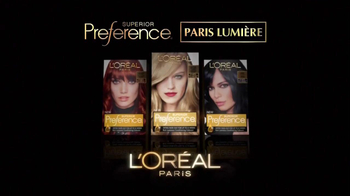 L'Oreal Paris Superior Preference TV Spot - Thumbnail 9
