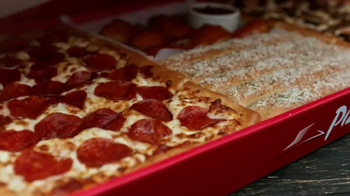 Pizza Hut Big Dinner Box TV Spot, 'Have It All' - Thumbnail 6