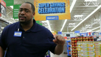 Walmart Super Savings Celebration TV Spot, 'Bring in the New Year'