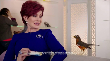 Atkins Quick-Start Kit TV Spot, 'Bird' Featuring Sharon Osbourne