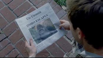 DIRECTV TV Spot, 'Jimbo Escapes' - Thumbnail 8