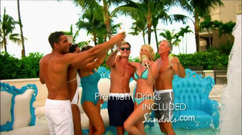 Sandals Resorts TV Spot, 'Royal Bahamian' - Thumbnail 7