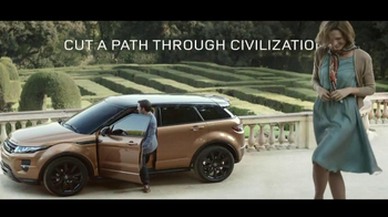 Range Rover Evoque TV Spot, 'Scarf' Song by Jun Miyake - Thumbnail 10
