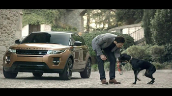 Range Rover Evoque TV Spot, 'Scarf' Song by Jun Miyake