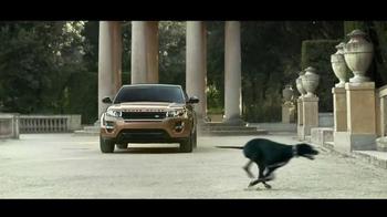 Range Rover Evoque TV Spot, 'Scarf' Song by Jun Miyake - Thumbnail 7