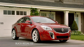 Buick Regal GS TV Spot, 'Feeding TIme' - Thumbnail 8