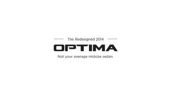 2014 Kia Optima TV Spot, 'Backing In' - Thumbnail 10