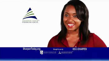 National Foundation for Credit Counseling TV Spot, 'Sharpen'