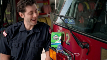 Scrubbing Bubbles Toilet Cleaning Gel TV Spot, 'Automatic Toilet Cleaner'