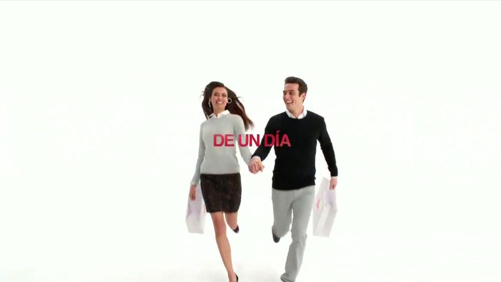 Macy's La Venta de Un Día Miércoles TV Spot [Spanish] - Screenshot 1