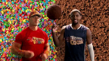 Fruity Pebbles TV Spot Featuring John Cena, Kyrie Irving