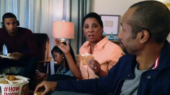 KFC Favorites Bucket TV Spot, 'Family Time' - Thumbnail 2