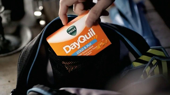 Vicks Dayquil TV Spot, 'Sick Day' Featuring Ted Ligety - Thumbnail 5