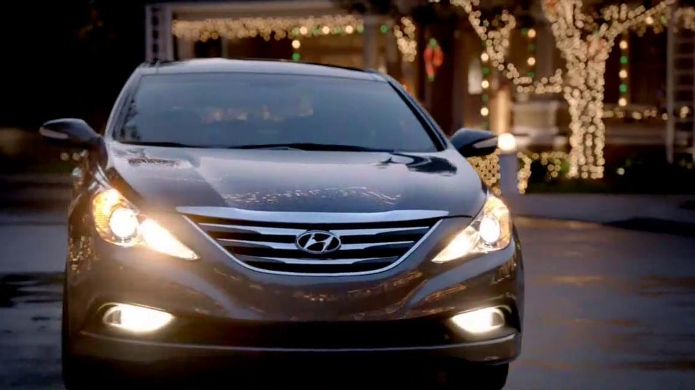 Hyundai Holiday Sales Event Tv Commercial Sonata Ispot Tv