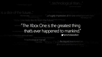 Xbox One TV Spot, 'All-in-One' - Thumbnail 10