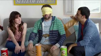 Pringles TV Spot, 'Blindfold' - 9273 commercial airings