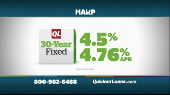 Quicken Loans HARP Mortgage TV Spot, 'Thanks' - Thumbnail 6