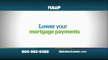Quicken Loans HARP Mortgage TV Spot, 'Thanks'