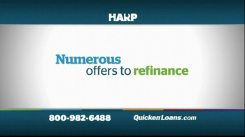 Quicken Loans HARP Mortgage TV Spot, 'Thanks' - Thumbnail 2