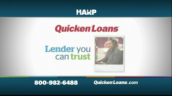 Quicken Loans HARP Mortgage TV Spot, 'Thanks' - Thumbnail 3