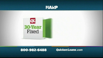 Quicken Loans HARP Mortgage TV Spot, 'Thanks' - Thumbnail 4