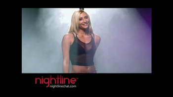 Nightlinechat.com TV Spot, 'Explore the Night Tonight'