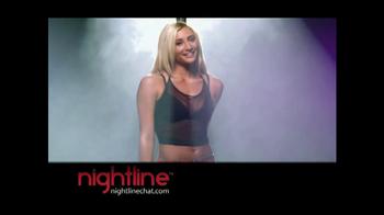 Nightlinechat.com TV Spot, 'Explore the Night Tonight'