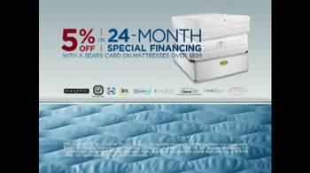 Sears Mattress Spectacular & Closeout TV Spot - Thumbnail 8