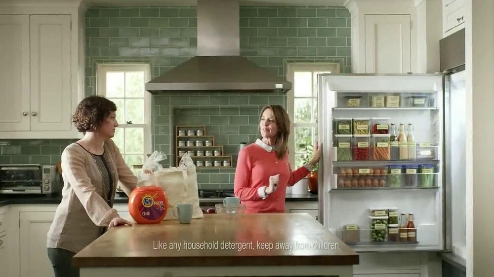Tide Pods Tv Commercial My Way Ispot Tv