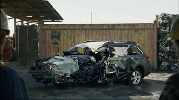 Subaru TV Spot, 'They Lived' Song by Miles Hankins