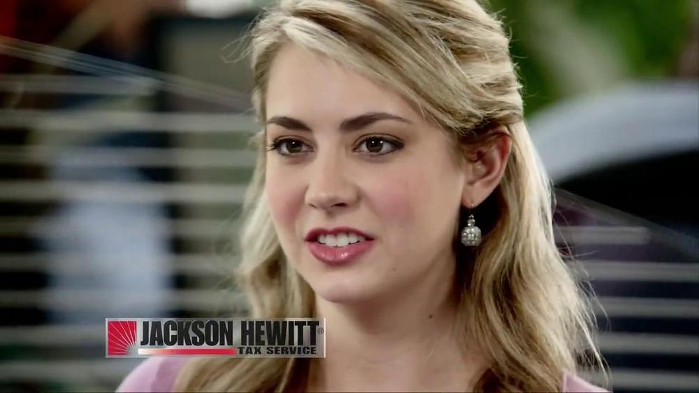 Jackson Hewitt TV Commercial, 'Professional' - iSpot.tv