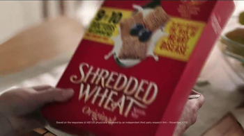 Shredded Wheat TV Spot, 'Talk Show' - Thumbnail 4