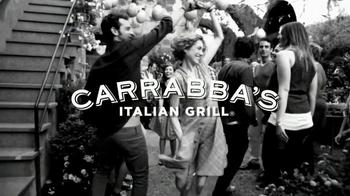 Carrabba's Grill Festa Di Carrabba TV Spot, 'Make Tonight Special'