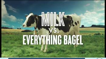 Got Milk? TV Spot, 'Fight Club: Milk vs. Everything Bagel'