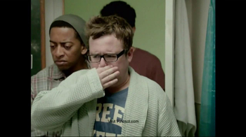 Pine Sol TV Spot, 'Fraternity Party'