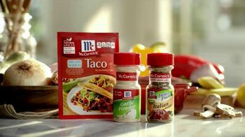 McCormick Tacos TV Spot
