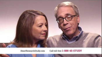 Heart Research Study TV Spot, 'Investigational Medication' - Thumbnail 4