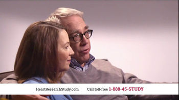 Heart Research Study TV Spot, 'Investigational Medication' - Thumbnail 5