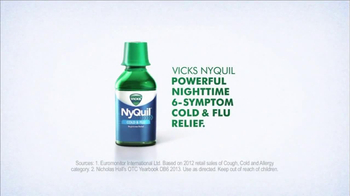 Vicks NyQuil TV Spot Featuring Ted Ligety - Thumbnail 10