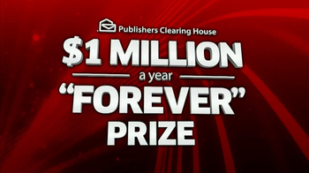 Publishers Clearing House TV Spot, 'Win Forever' - Thumbnail 5