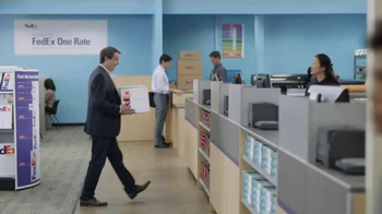 FedEx One Rate TV Spot, 'Your Own Boss'