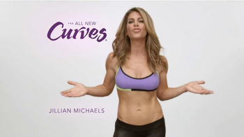 Curves TV Spot Featuring Jillian Michaels