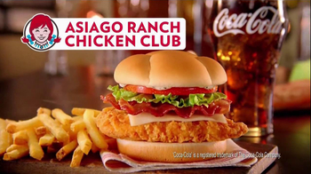 Wendy's Asiago Ranch Chicken Club TV Spot, 'Wish Upon a Sandwich' - Thumbnail 9