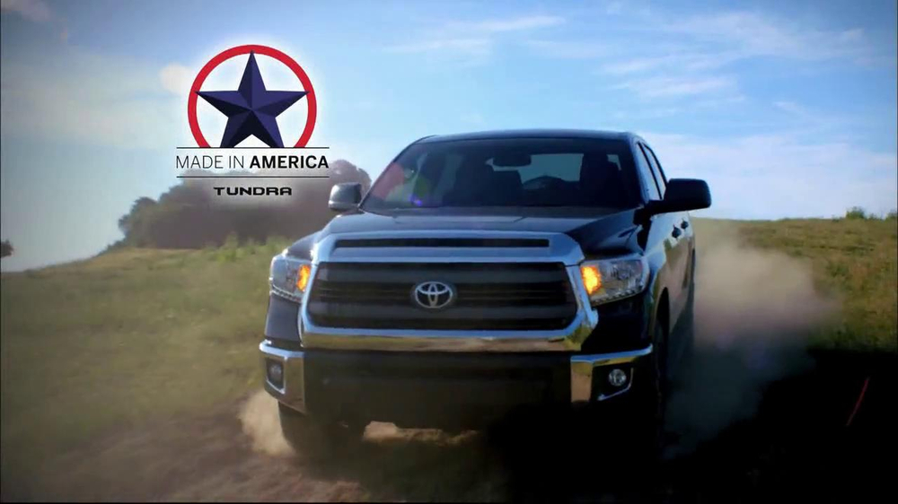 2014 Toyota Tundra TV Commercial, 'More Than You Need ...