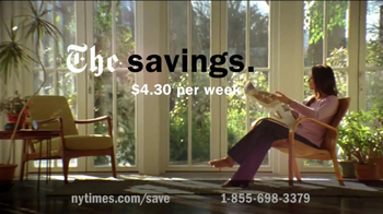 The New York Times TV Spot, 'Digital-Everything Life'