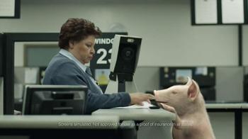 Geico App TV Spot, 'DMV'