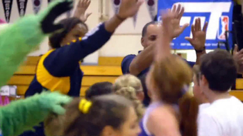 NBA FIT TV Spot, 'School Surprise' Feat. Stephen Curry - Thumbnail 4