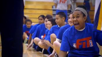 NBA FIT TV Spot, 'School Surprise' Feat. Stephen Curry - Thumbnail 5