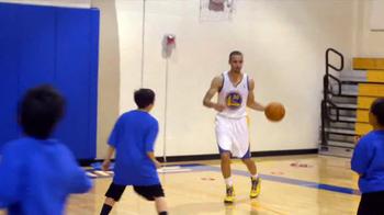 NBA FIT TV Spot, 'School Surprise' Feat. Stephen Curry - Thumbnail 8