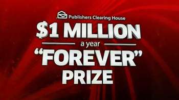 PCH TV Spot, '1 Million a Year' Song by The Pointer Sisters